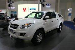 江铃 域虎 2012款 四驱 2.4L柴油 双排皮卡(SLX)