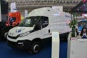 依维柯 新DAILY 170马力 单排封闭厢式货车