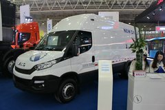 依维柯 新DAILY 170马力 单排封闭厢式货车 卡车图片