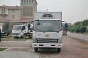 解放 虎V 120马力 4X2 4.1米冷藏车(CA5041XLCP40K2L1E5A84)