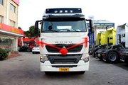 中国重汽 HOWO T7H重卡 440马力 6X2牵引车(BT版)(ZZ4257V25CHE1)