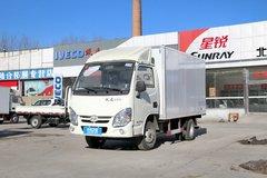 跃进 小福星 1.3L 87马力 汽油 3米单排厢式微卡(NJ5022XXYPBGBNZ) 卡车图片
