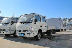 跃进 小福星S50Q 1.3L 87马力 汽油 2.6米双排微卡(双胎)(NJ1032PBGBNS) 卡车图片