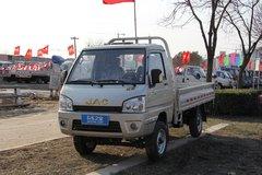 江淮 康铃X3 61马力 3.3米单排栏板微卡(额定载重:0.745吨)(HFC1020PW6E1B7D) 卡车图片