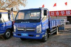 凯马 骏驰 116马力 4.2米单排栏板轻卡(KMC1046LLB33D4) 卡车图片