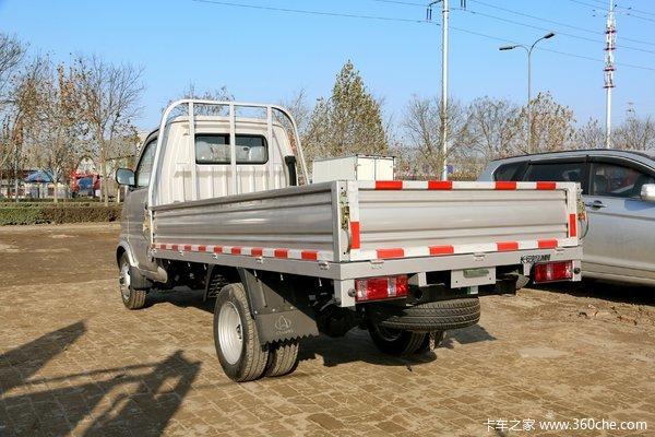 优惠0.1万上海长安新豹MINI载货车促销
