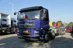 中国重汽 斯太尔M5G重卡 310马力 8X4载货车底盘(ZZ1313N466GD1) 卡车图片