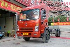 大运 奥普力 140马力 6.1米单排厢式载货车底盘(CGC5090XXYHBC39D) 卡车图片