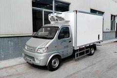 长安跨越 新豹 87马力 4X2 冷藏车(SC5031XLCAGD41)