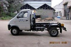 长安跨越 新豹 61马力 4X2 垃圾车(JHA5033ZXX)