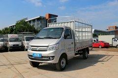 长安跨越 新豹王 1.5L 112马力 3.2米单排仓栅式微卡(SC5031CCYFGD53) 卡车图片