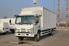 庆铃 五十铃700P系列中卡 189马力 7米厢式载货车(QL11019PARY) 卡车图片
