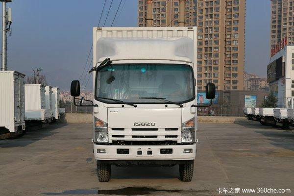 优惠0.38万广州五十铃700P载货车促销中