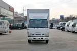 庆铃 五十铃100P 98马力 4.25米单排售货车(QL5040XSHA6HAJ)
