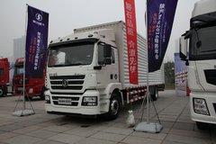 陕汽重卡 德龙新M3000 轻量化版 270马力 4X2 9.8米厢式载货车(SX5198XXYML701)