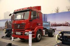 陕汽重卡 德龙新M3000 轻量化版 336马力 4X2牵引车(SX4188HR361)