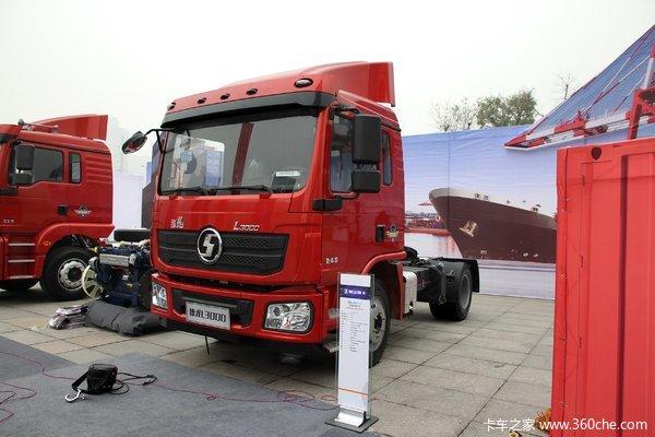 陕汽重卡 德龙L3000 270马力 4X2 牵引车(国六)(SX4139LB1Q1)
