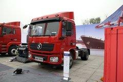 陕汽重卡 德龙L3000 空柜版 245马力 4X2牵引车(SX4128MK331) 卡车图片