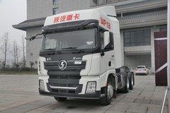 陕汽重卡 德龙X3000 轻量化版 500马力 6X2牵引车(后随动)(SX42584Y323) 卡车图片