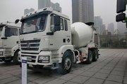 陕汽 德龙新M3000 340马力 8X4 7.49方混凝土搅拌车(SX5310GJBMB3062)