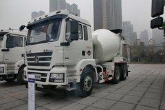 陕汽重卡 德龙新M3000 加强版 340马力 6X4 混凝土搅拌车底盘(SX3250MB4)