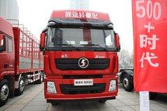 陕汽康明斯 德龙新X3000 复合版 345马力 8X4载货车底盘(SX13164R456C) 卡车图片
