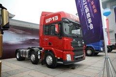 陕汽重卡 德龙X3000 轻量化版 480马力 6X2牵引车(SX42584Y279) 卡车图片