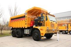 陕汽通力 420马力 6X4 非公路自卸车(STL3801PJ394C) 卡车图片