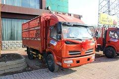 东风 福瑞卡4102 千钧王 129马力 4.15米单排仓栅轻卡(DFA5041CCY11D2AC) 卡车图片