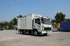 中国重汽HOWO 统帅 154马力 4.15米单排仓栅式轻卡(ZZ5047CCYF341CE143)