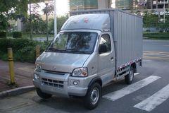 南骏汽车 瑞宝 1.3L 82马力 汽油 3.1米单排厢式微卡(CNJ5030XXYRD28M1) 卡车图片