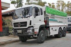 东风商用车 天龙KC重卡 350马力 6X4 5.6米自卸车(渣土车)(DFH5258ZLJA)