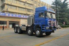 陕汽康明斯 德龙F3000 600马力 8X8 大件牵引车(SX4500) 卡车图片