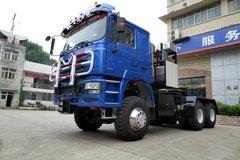 陕汽康明斯 德龙F3000 600马力 6X6 大件牵引车(SX4300) 卡车图片