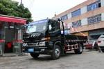 江淮 骏铃V6 160马力 4.2米单排栏板轻卡(黑)(HFC1043P91K6C2)