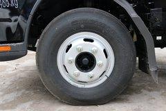 江淮 骏铃V6 160马力 4.18米单排栏板轻卡(黑)(HFC1043P91K6C2)