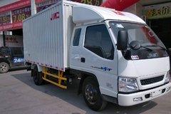 江铃 新凯运 109马力 3.8米排半厢式轻卡(窄体)(JX5044XXYXPGA2 ) 卡车图片