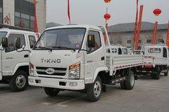 唐骏欧铃 欧冠 旗舰版 88马力 3.6米单排栏板轻卡(ZB1040LDC5F) 卡车图片