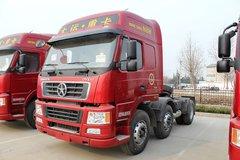 大运 N8H重卡 430马力 6X2牵引车(CGC4255D43BA) 卡车图片
