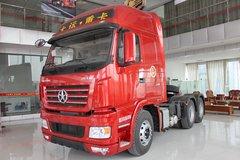 大运 N9重卡 430马力 6X4牵引车(CGC4255D4YCA) 卡车图片