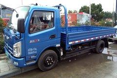 奥驰 V2系列 95马力 4.2米单排栏板轻卡(FD1040W10K) 卡车图片