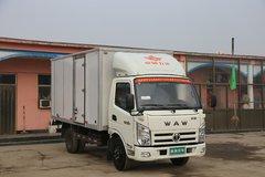 奥驰A2系列 112马力 4X2 4.2米单排厢式轻卡(FD5047XXYW17K4) 卡车图片