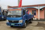 奥驰 D3系列 124马力 4.2米单排栏板轻卡(FD1046W10K)