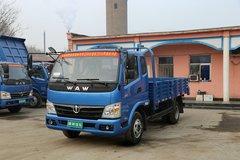 飞碟奥驰 D3系列 124马力 3.8米排半栏板轻卡(FD1046W10K) 卡车图片