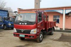 奥驰 D2系列 95马力 3.8米排半栏板轻卡(FD1040W10K) 卡车图片