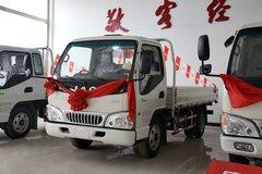 江淮 康铃29窄体 73马力 3.7米单排栏板轻卡(HFC1040P93K7B4) 卡车图片