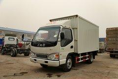 江淮 康铃H3中体 109马力 4.2米单排厢式轻卡(HFC5043XXYP93E1C2) 卡车图片