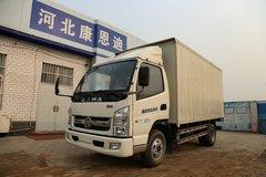 凯马 福运来 87马力 4.2米单排厢式轻卡(KMC5042XXY33D4) 卡车图片
