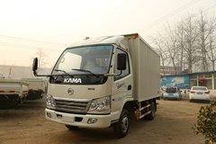 凯马 金运卡 88马力 3.3米单排厢式轻卡(汽油)(KMC5036XXYQ26D4) 卡车图片