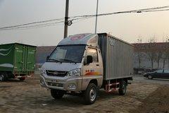 凯马 锐菱 1.1L 61马力 汽油 2.7米单排厢式微卡(KMC5030XXY26D4) 卡车图片